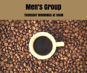 mens group thursday