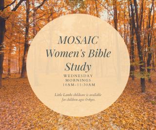 MOSAIC Women's Bible Study-3